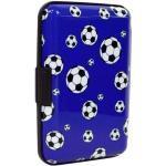 Aluminium Card-Guard Kortholder - Fodbold