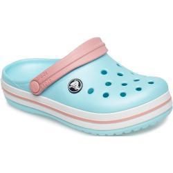 Crocband Clog K Shoes Crocs Blå Crocs