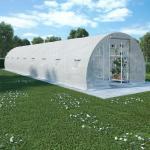 Drivhus 36 m² 1200x300x200 cm