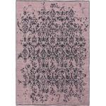 Fladvævet tæppe Benji Rosa 160x230 cm