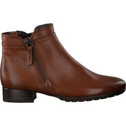 Gabor Ankelstøvler 718 Cognac Kvinder