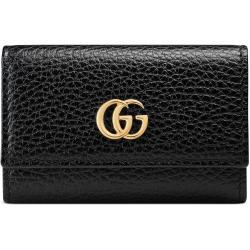 GG Marmont leather key case