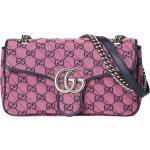 GG Marmont multicolour small shoulder bag