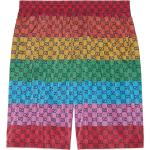 GG Multicolour swim shorts