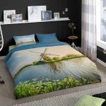 Good Morning sengetøj WINDMILL 135x200 cm flerfarvet
