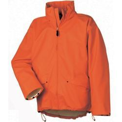 Helly Hansen - Voss Regnjakke - HH Regnjakker - HH rainwear, Orange 2XL