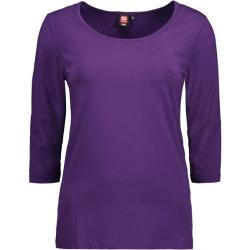 ID Stretch T-shirt med 3/4-ærmer til kvinder