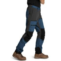 Is not enough Ms Ares Trekking Pro Pants, XL, ENSIGN BLUE