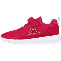 Kappa SPEED 2.1 K, Unisex Kids' Low-Top Sneakers, Pink (2237 PINK/MINT), 10 Child UK ( 28 EU)