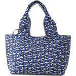Kenzo Tote Bag, Midnight Bue, polyestere, 2021