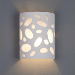 Kreativ væglampe Hanni af Gips