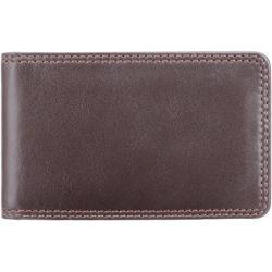 Kreditkortholder - Visconti Nelson brun læder