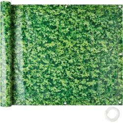 Læsejl til altan, 1. variant - grønne blade, 90 cm