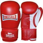 LONSDALE sparringshandsker Pro Safe rød 14 oz