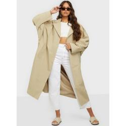 Missguided Statement Sleeve Jacket Trenchcoats