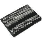 Missoni Home Keith Bath Sheet 100x150 cm Black/White
