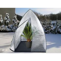 Overvintrings drivhus, Igloo, 1,2x1,2x1,8m