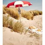 PAOLA parasol White/red