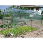 Polytunnel drivhus 2x3x1,8m, 6m², Transparent
