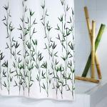 RIDDER badeforhæng Bambus 180 x 200 cm