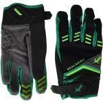 Sealskin Dragon Gloves, green