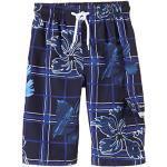 Snapper Rock Boy's UV Swim Board Shorts - Navy, 1 - 2 Years