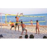 SunVolley Standard Beach Volleyball Net