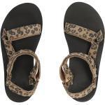 Teva Midform Universal Leopard Sandals sort 6.0 US