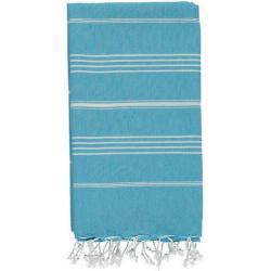 Turkish Towel Sultan 60x90 Turquoise