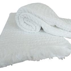 Turkish Towel Throw Dupduru Waffle
