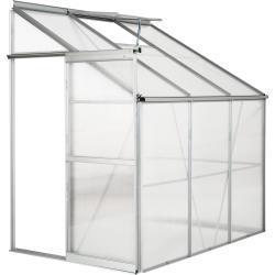 Vægdrivhus - gennemsigtig