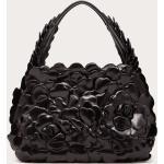 Valentino Garavani Small Valentino Garavani 03 Rose Edition Atelier Hobo Bag Women Black 100% Leather OneSize