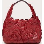 Valentino Garavani Small Valentino Garavani 03 Rose Edition Atelier Hobo Bag Women Rosso Valentino 100% Leather OneSize