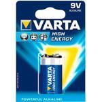 Varta Alkaline Batteri 9V