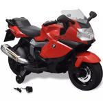 vidaXL BMW 283 Elektrisk Motorcykel til børn, rød 6 V