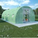 vidaXL drivhus 18 m² 600x300x200 cm