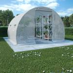 vidaXL drivhus 9 m² 300x300x200 cm