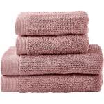 Zone håndklædesæt - Classic - Rosa